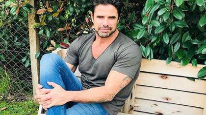 Luciano Castro (Foto: IG/Luciano Castro)