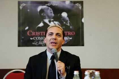 Cristian Castro cumplió 46 años (Foto: David Fernández/EFE)