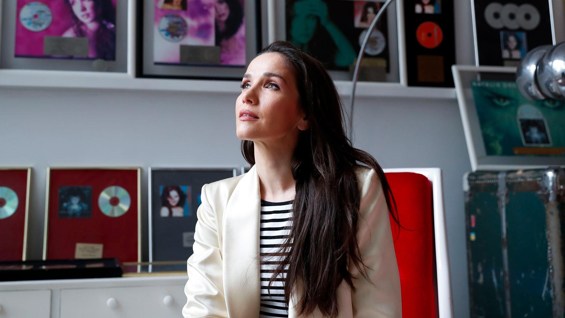 """Amalia Actriz Porno Rusa natalia oreiro solicitó la ciudadanía rusa: """"es un honor"""