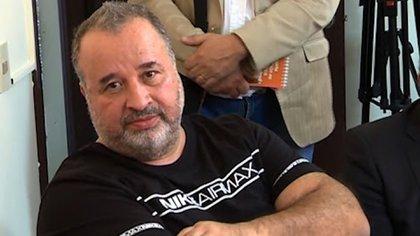 Marcelo Balcedo, ex titular del SOEME