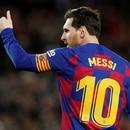Messi en un partido entre el Barcelona y la Real Sociedad en el Camp Nou, Barcelona, España - 7 de marzo 2020 REUTERS/Albert Gea/File Photo