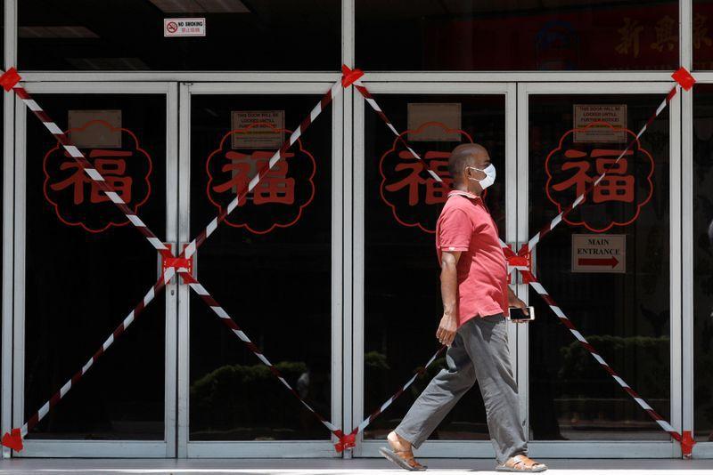 Singapur fue uno de los primeros países en implementar una aplicación de rastreo de contactos (Reuters)