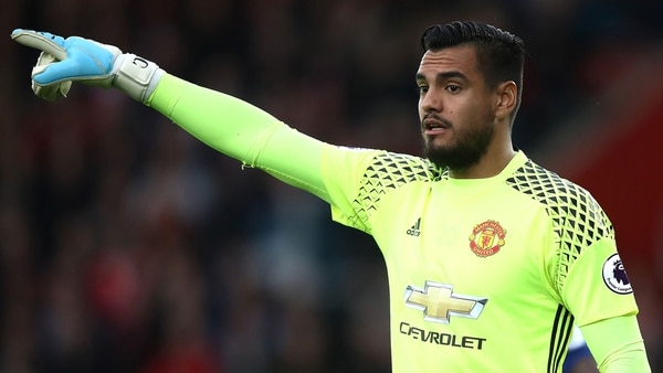 Sergio Romero (Getty)