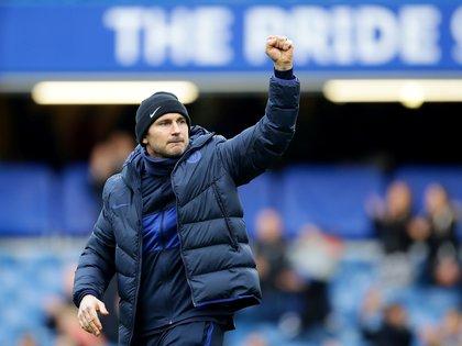 "Frank Lampard ha armado un ""Dream Team"" de jóvenes promesas (Reuters)"