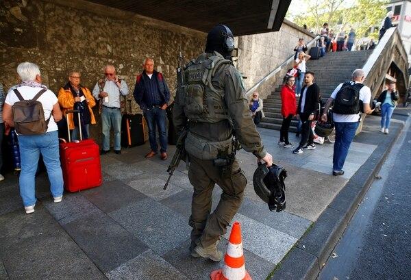 Resultado de imagen para atentado en Colonia