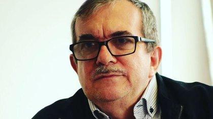 12/01/2020 El líder de la FARC, Rodrigo Londoño Echeverri, alias 'Timochenko' POLITICA SUDAMÉRICA COLOMBIA FARC