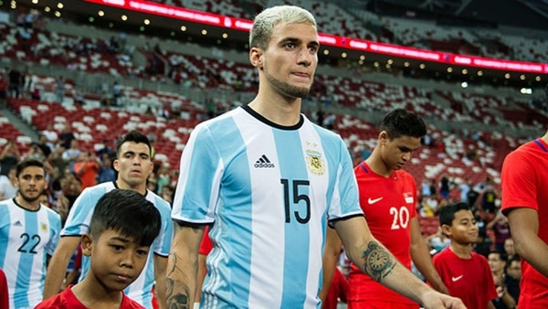 Emanuel Mammana, futbolista del Zenit, tendrá una nueva oportunidad para ganarse un lugar de cara a Rusia 2018 (Getty Images)