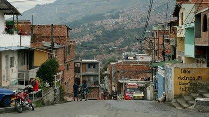 El Gobierno Municipal anunció inversión en el barrio Pablo Escobar/ Colprensa