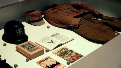 El Centro Simon Wiesenthal repudió una exposición de objetos nazis en Paraguay (imagen ilustrativa)
