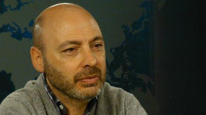 "Horacio Convertini, autor de ""Aguante"" (Notanpuän)"