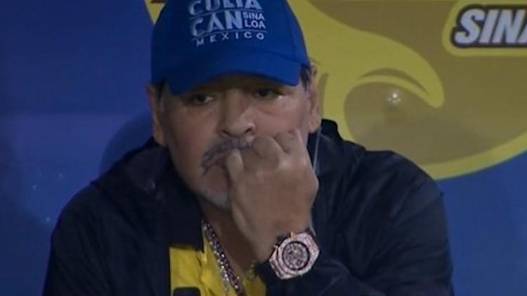 """El fundador de la Iglesia de Maradona asegura que la prensa mexicana tendría que informarse mejor sobre """"El Pelusa"""""""