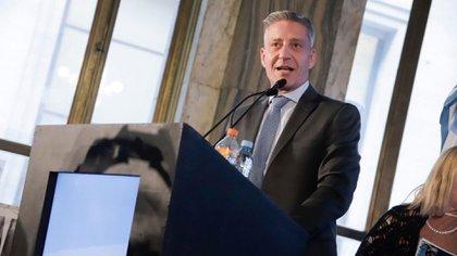 Mariano Arcioni señaló que la idea de pagar con un bono está en la mesa de negociación