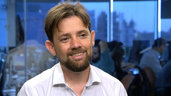 Sebastián Serrano, CEO de Ripio y Ripio Credit Network