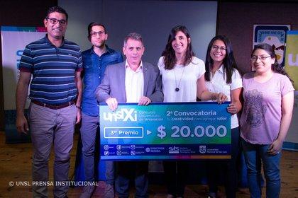 El proyecto ganó el segundo premio en un importante concurso