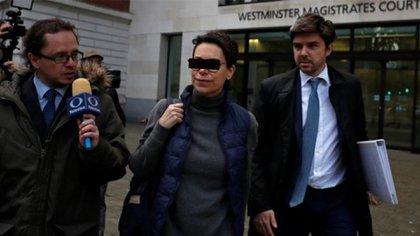 FGR inició el proceso para extraditar desde Londres a Karime Macías, ex esposa de Javier Duarte
