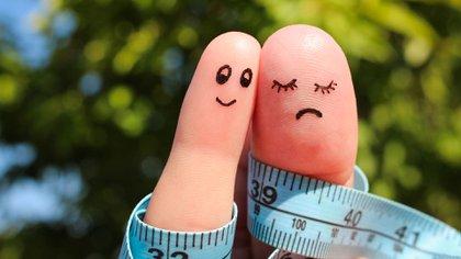 El aumento de peso disminuye las sustancias protectoras y eleva las dañinas –citoquinas- (Shutterstock)