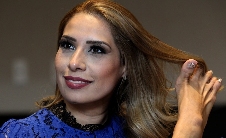 5af75f87 La mexicana y diseñadora de modas, Adriana Macías, presentó una colección  de ropa que