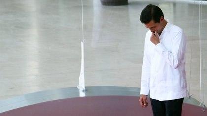 Desde el año pasado se han emprendido investigaciones sobre el gabinete de Peña Nieto. (Foto: Cuartoscuro)