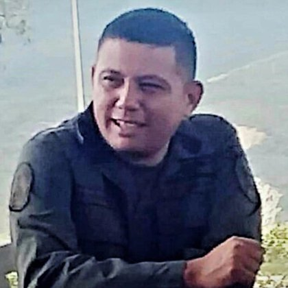 Teniente Coronel Raúl Roilander Quintero, era el Comandante del Grupo Vásquez