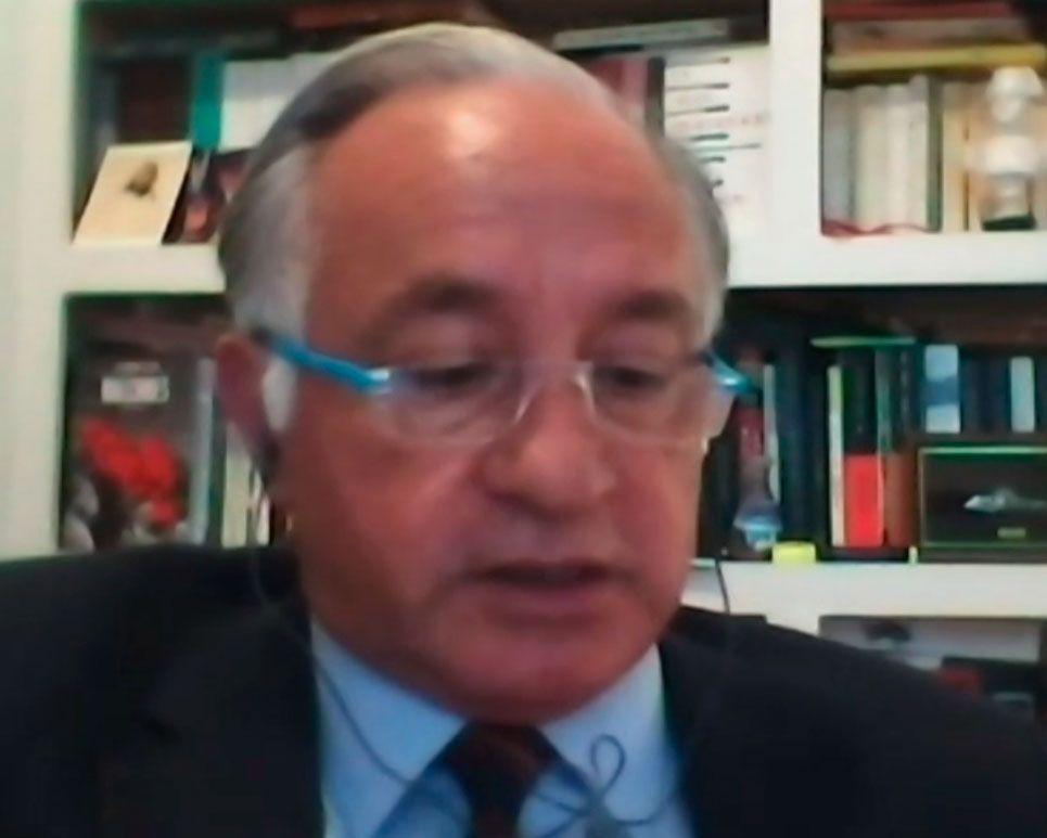 Defensa hemisférica, agenda para un tiempo de cambio - Horacio Sanchez Marino