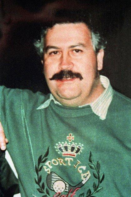 Pablo Escobar, como líder del cartel de Medellín, provocó la muerte demás de 46.000 personas en todo el país.(AP)