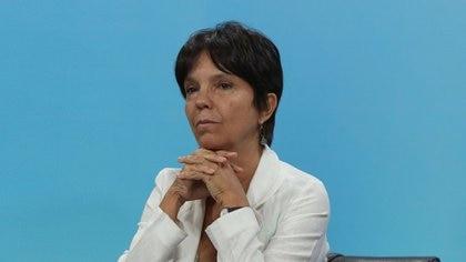 La titular de la AFIP, Mercedes Marcó del Pont