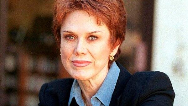Por varios años la actriz estuvo distanciada de su madre Nancy Dow