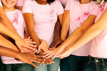 El riesgo de cáncer de mama aumenta con la edad. La incidencia se incrementa a partir de los 40 años (Shutterstock)