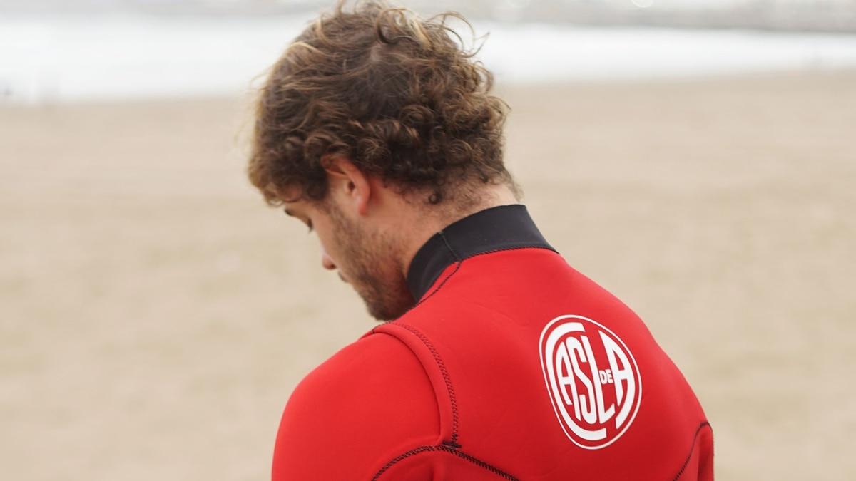 San Lorenzo tendrá un representante en el circuito mundial de surf - Infobae f48cfca4bc7