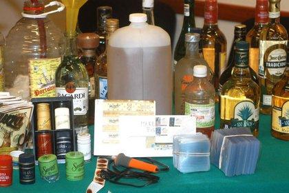 Según pobladores de Puebla, una copa de la bebida puede ser comprada por hasta cinco pesos (Foto: Cuartoscuro)