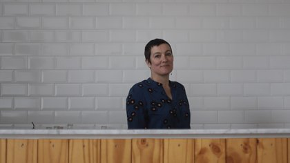 Rébecca Dautreme (Matías Baglietto)