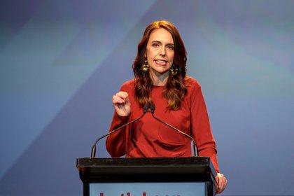 La primera ministra de Nueva Zelanda, Jacinda Ardern. (EFE/EPA/DAVID ROWLAND/Archivo)