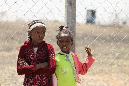 En Sudan, según UNICEF, el 52% de las mujeres se casan antes de los 18 años y el 9% antes de los 15 años (Reuters)
