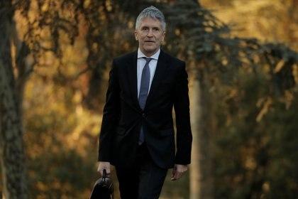 Fernando Grande-Marlaska, ministro del Interior de España (REUTERS/Susana Vera)