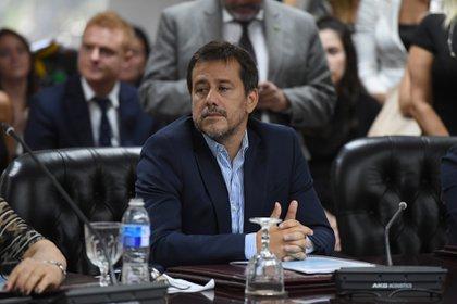 El senador y consejero del Frente de Todos, Mariano Recalde (Maximiliano Luna)