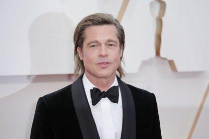 El actor estadounidense Brad Pitt tiene nueva novia: la modelo alemana Nicole Poturalski