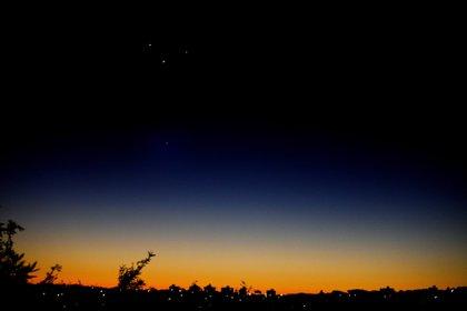 Marte se verá brillante esta noche - EFE/WARREN CLARKE/ Archivo
