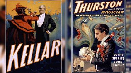 Kellar y Thurston