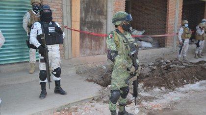 Tamaulipas es el estado con más decesos por enfrentamiento militar (Foto: SEDENA)
