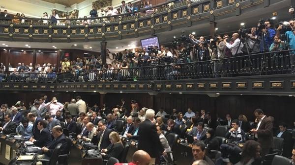 La Asamblea Nacional (@AsambleaVE)