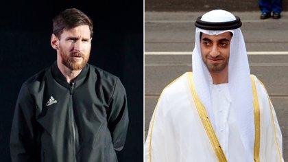 Mansour bin Zayed Al Nahayan, dueño del City, le ofrecerá un multimillonario contrato al argentino