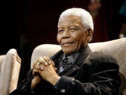 Nelson Mandela, ejemplo de líder compasivo (REUTERS)