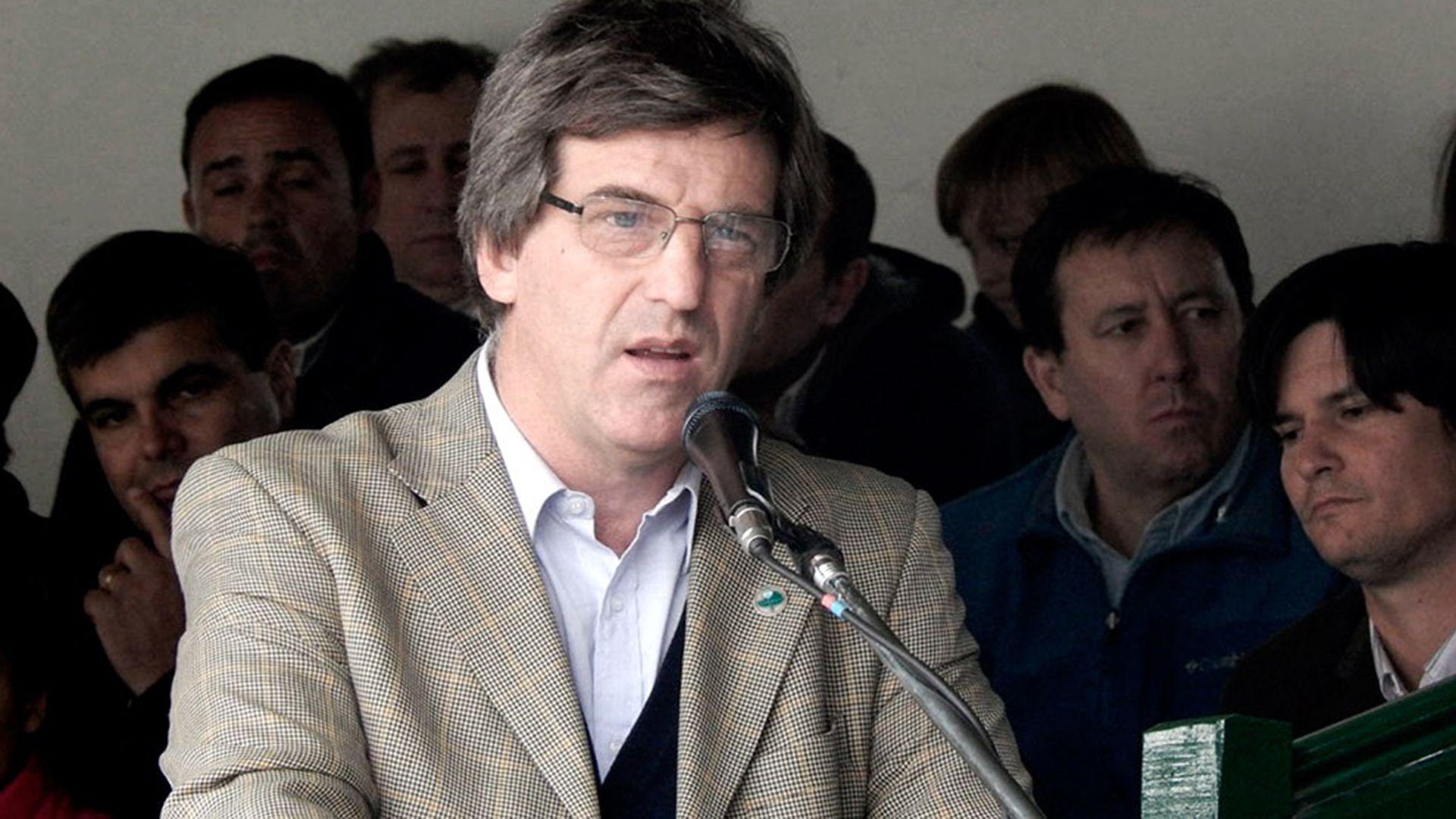 Matías de Velazco, presidente de CARBAP