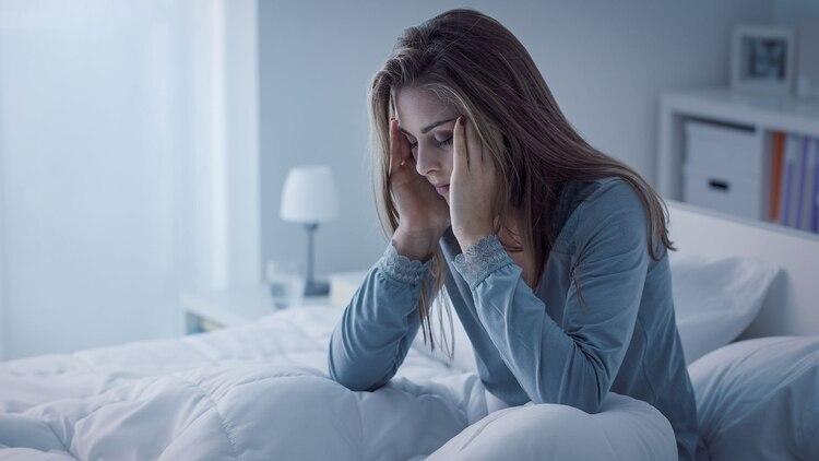 Muchas personas están experimentando insomnio y trastornos en los ritmos circadianos (Shutterstock)