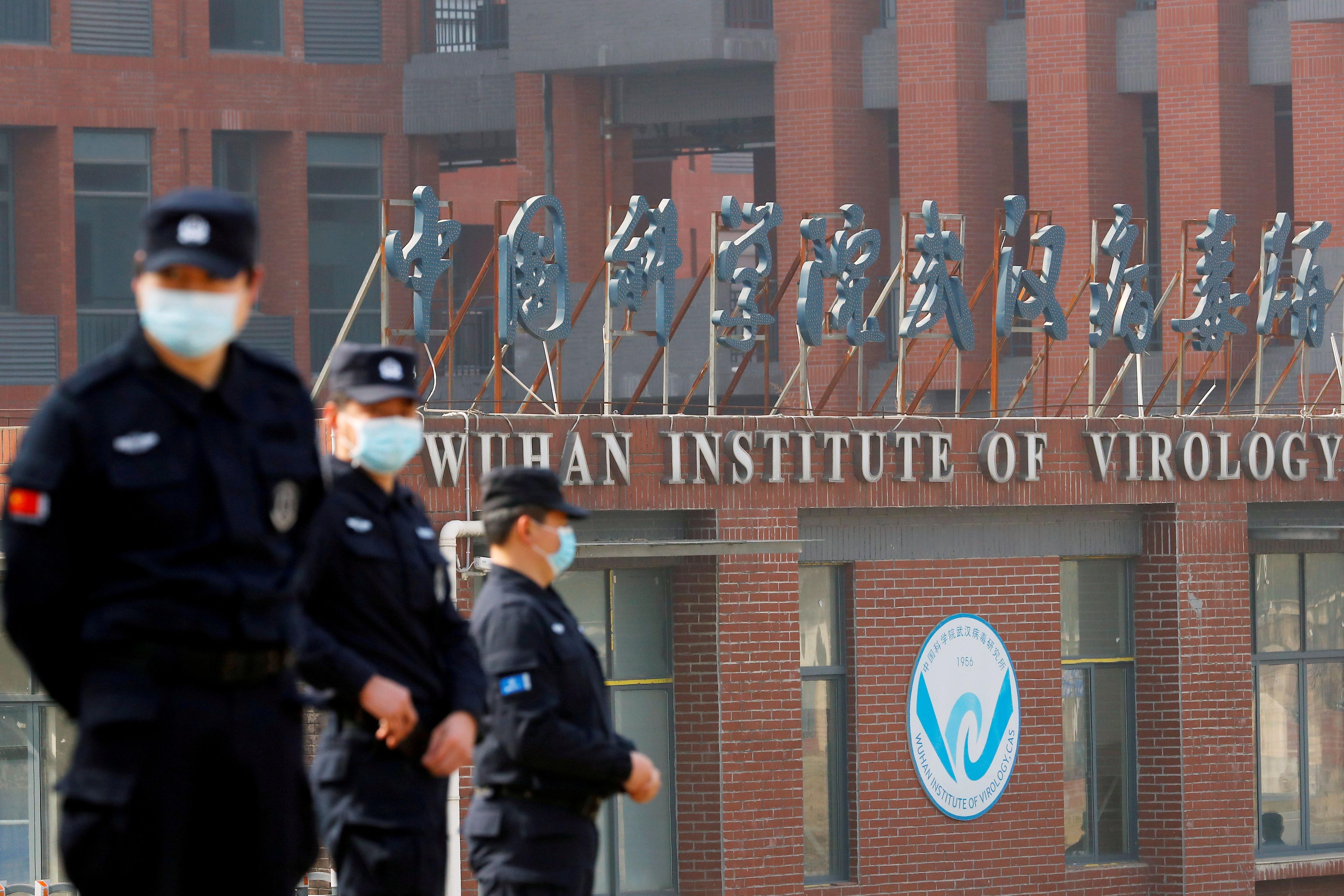 Instituto de Virología de Wuhan (Reuters)