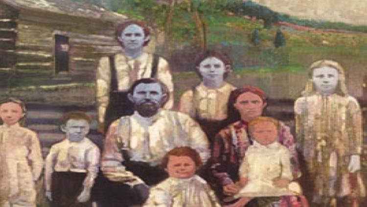 La historia médica de los Estados Unidos tiene registrado el caso de Martin Fugate y su familia, quienes padecían esta enfermedad que los vuelve de tonalidad azul