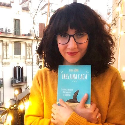 El libro salió en e- book y es uno de los más vendidos en Argentina.