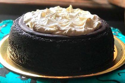 Torta de cerveza negra y chocolate