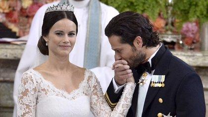 De stripper a princesa: la historia de película de Sofía de Suecia (Reuters)