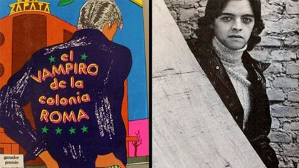 Luis Zapata recibió el Premio Nacional de Novela Juan Grijalbo 1978.  (Foto: Twitter @ cultura_mx)